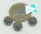 Perla argento tibetano di alta qualità