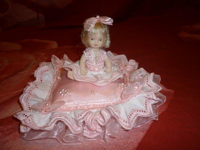 Bambole Baby in porcellana da collezione