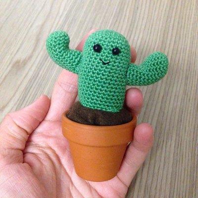 cactus garden all'uncinetto tutorial (cactus #1) prima parte - YouTube | 400x400