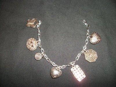 Handmade Classic Charm Bracelet