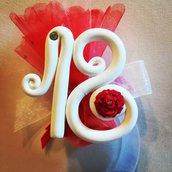 Bomboniera diciottesimo compleanno