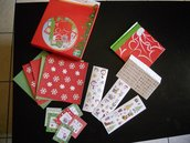 Kit scrapbooking tema Natale