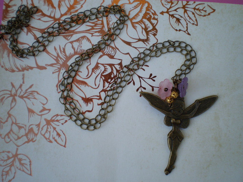 Collana Trilly - Bronze Collection