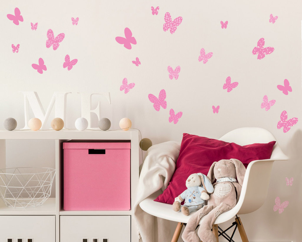 Farfalle Adesivi Murali
