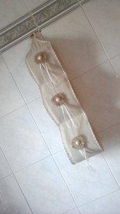 Porta rotoli cartaigenica shabby-chic