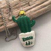 Collana Cactus Gattino