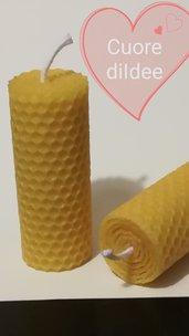 Candela cera d'api