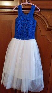 Vestito da cerimonia bimba