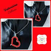 Collana con ciondolo Valentino – Linea Cuore