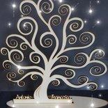albero della vita in legno * personalizzato