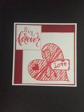 Card auguri Love