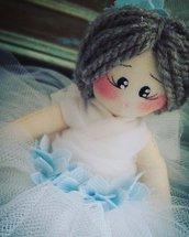 Bamboline di stoffa