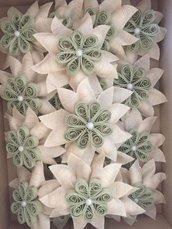 Fiore portaconfetti handmade