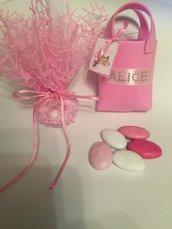 Mini borsa porta confetti