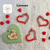 Parure con ciondolo Corazon – Linea Cuore - Art. 181a1