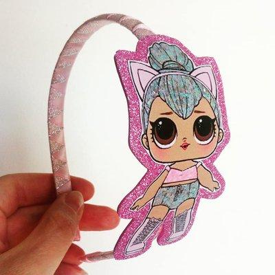 Cerchietto per capelli Lol Surprise Kitty Queen