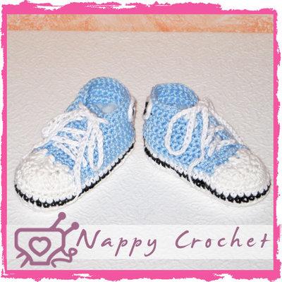 scarpine da culla neonato converse
