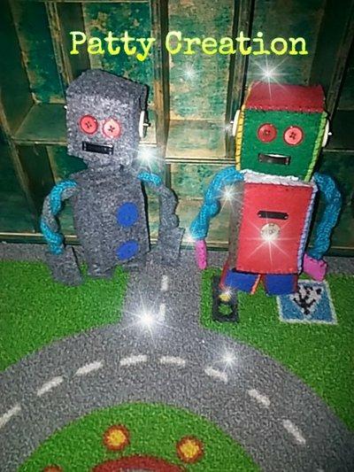 I fantastici Robot