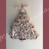 Decorazione natalizia alberello
