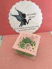 Scatolina porta confetti Bomboniera