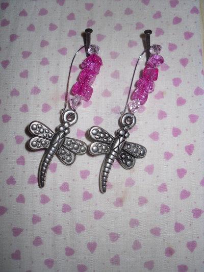 orecchini con charms
