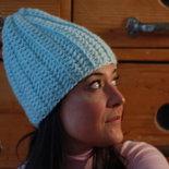 cappello di lana grossa