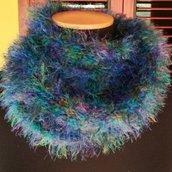 Doppio collo lana merinos