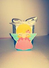 Scatolina porta confetti angel