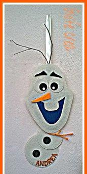 Il  biglietto porta-soldi di Olaf!