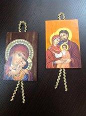 Icone sacre rettangolari