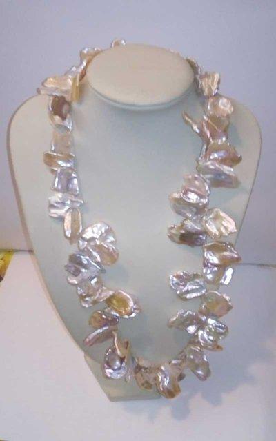 Collana perle beayuti