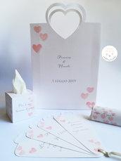 wedding bag personalizzata modello NEW