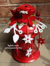 Lanterna / Natale / Idea regalo