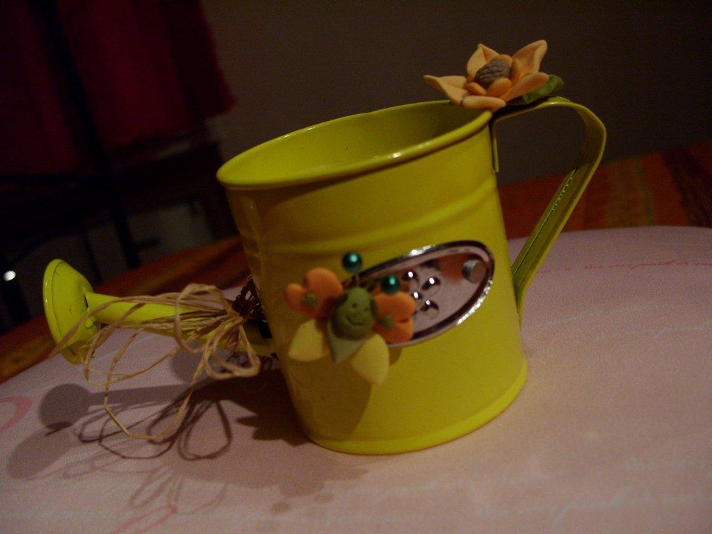 Annaffiatoio green- candela profumata