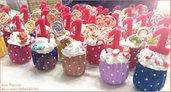 Bomboniere cupcake primo compleanno