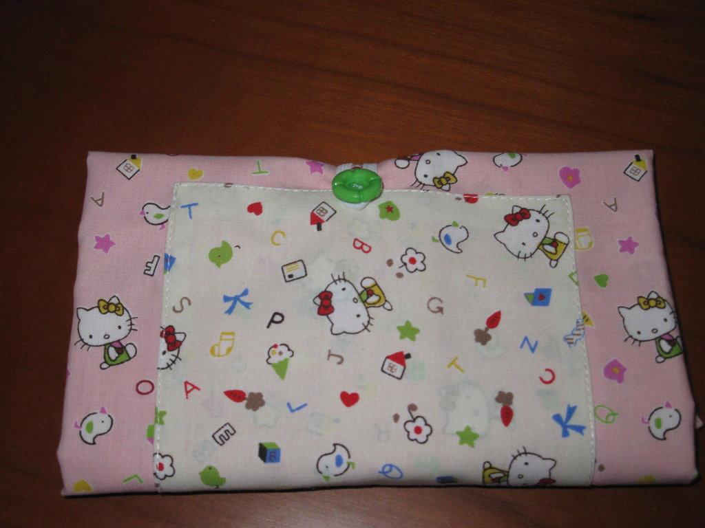 Shopper Richiudibile Hello Kitty