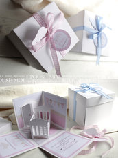 scatola invito explosion box