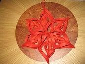 Stella in feltro Decorazione natalizia
