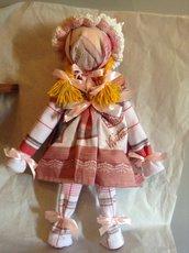 Bambola di strofinacci