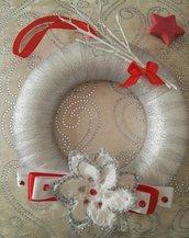 Decorazioni natalizie artigianali