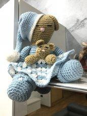 Orsacchiotto #handmade dolci sogni