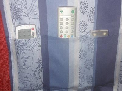 Il negozio righe e pois su misshobby misshobby - Porta telecomandi da divano ...