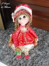 Regalo di Natale, bambolina