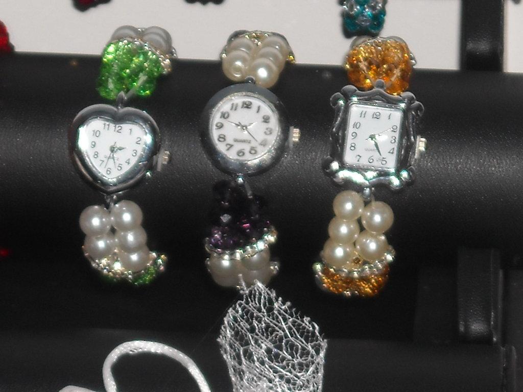 orologi con swarovski e bijoux