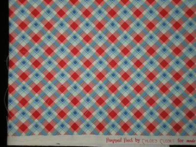 Tessuto americano 49 x 110 cm 2 FQ