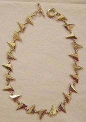 OFFERTISSIMA!!!! Collana in metallo dorato firmata Pierre Cardin, vintage anni 70 /80