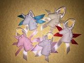 Unicorni in ceramica profumati