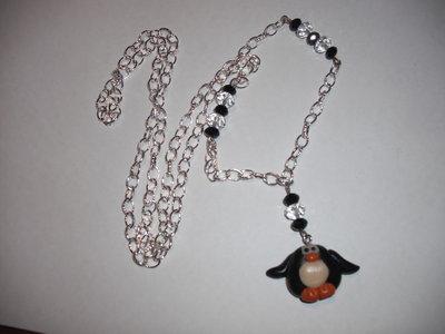 Collana pinguino