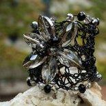 Collezione Come Pietra - Bracciale Dark Elegant