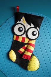 calza della befana - calza di natale - harry potter - 3 - pensieri per natale!